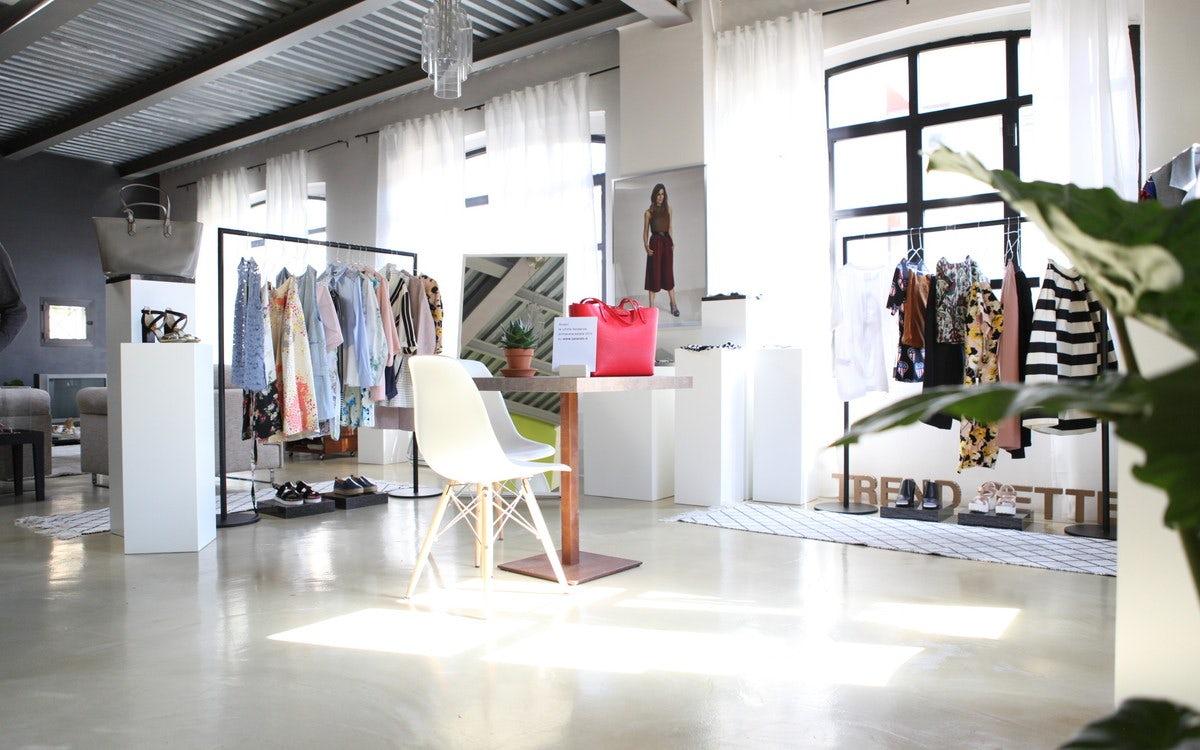 Zalando : Pop up store à Malasaña