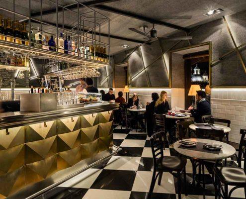 Restaurants Madrid - Juana la loca