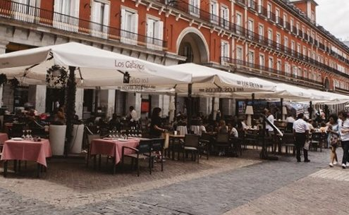 Restaurants Madrid - Galayos