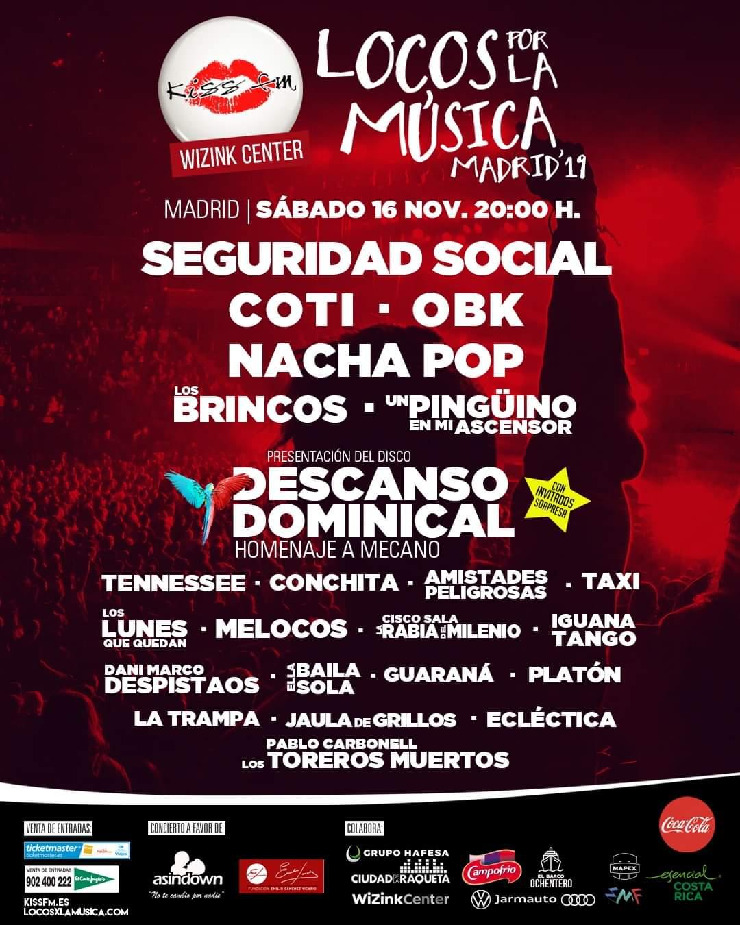 Festival Locos por la musica