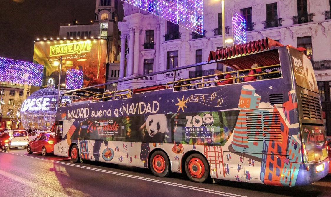 Bus de Navidad