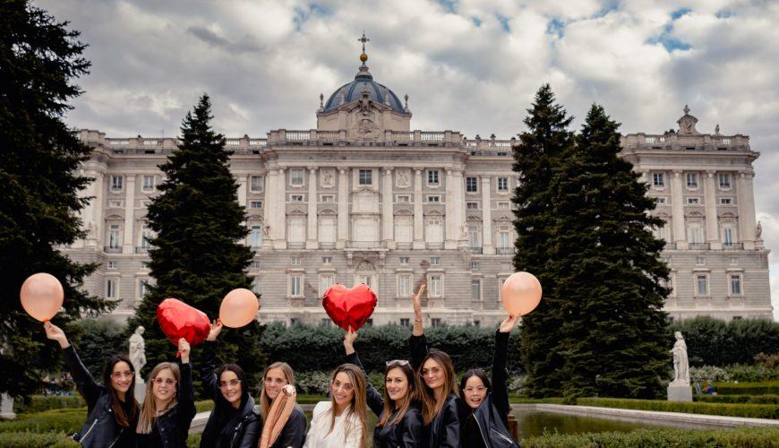 EVJF à Madrid