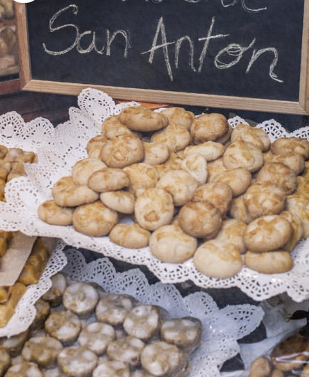 activité fête de San Antón