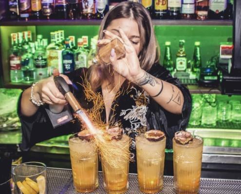 Cours de cocktails Madrid