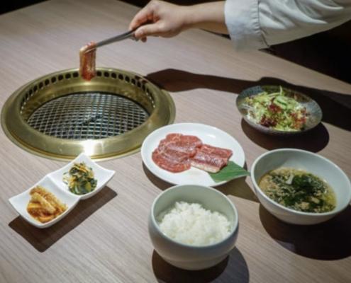 Yakiniku Rikyu restaurant