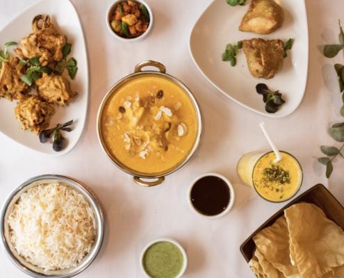 Restau Curry y Canela