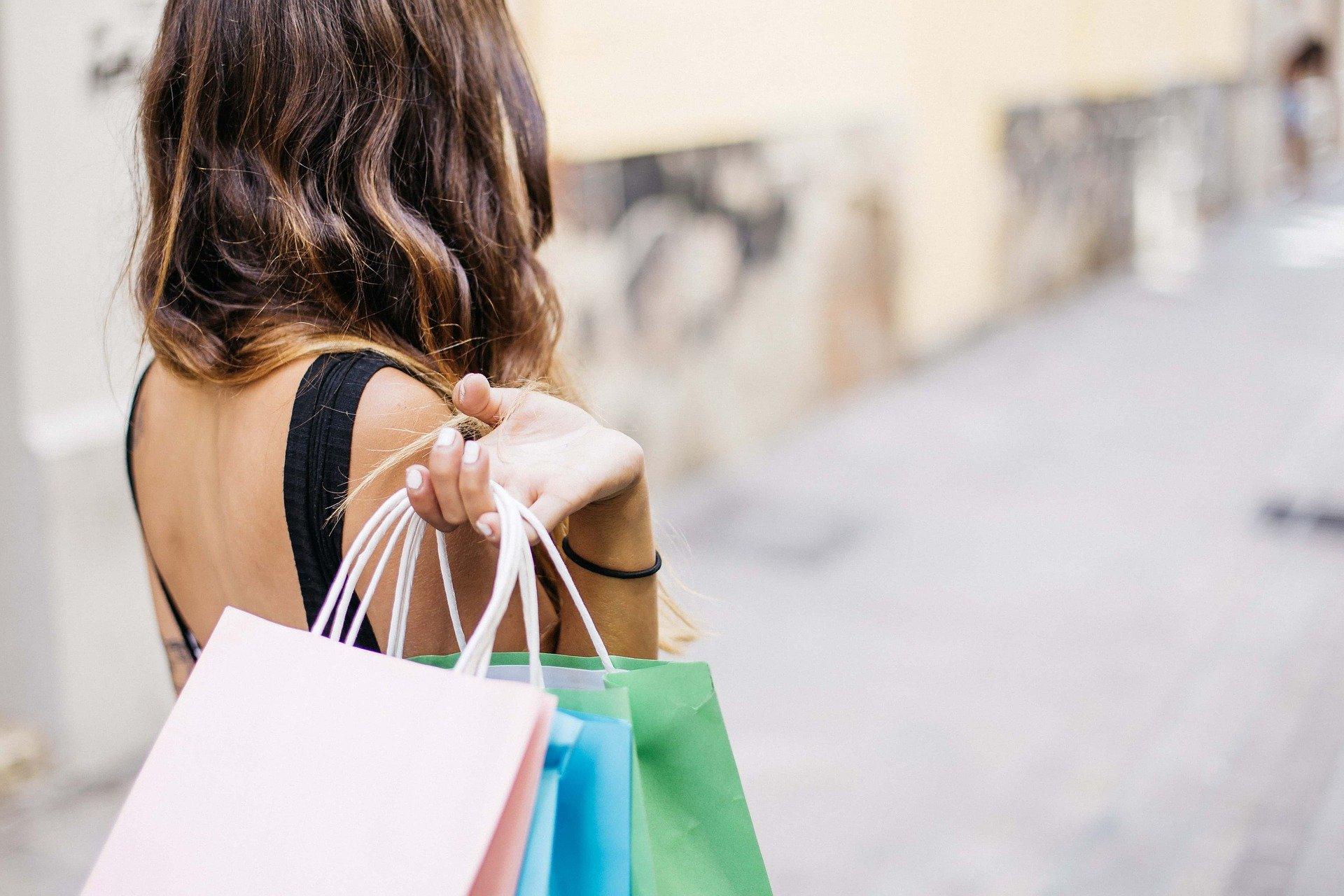 activité shopping