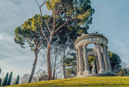 Parque El Capricho de la Alameda de Osuna