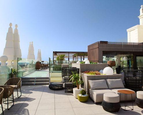 riu terrasse rooftop