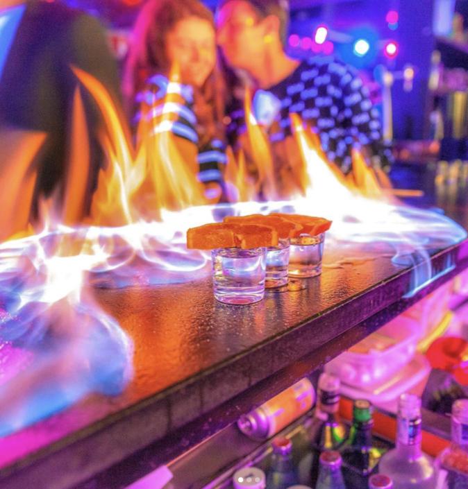 tournée des bars
