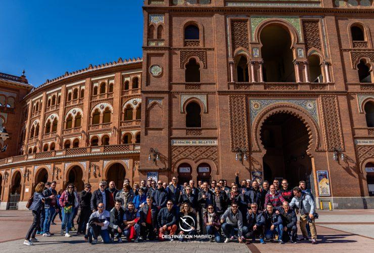 séminaire - DESTINATION MADRID