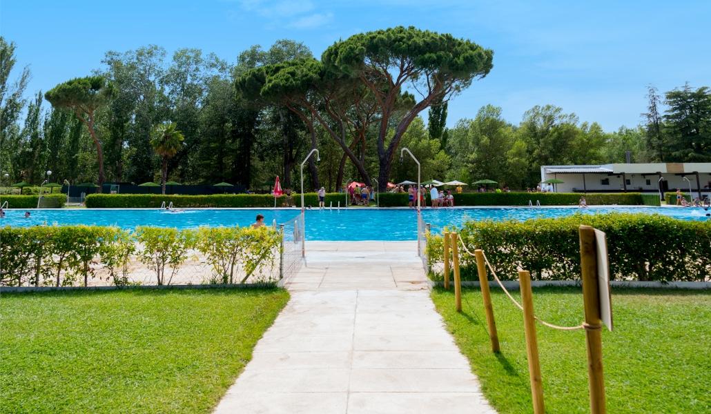 Où se baigner à Madrid?
