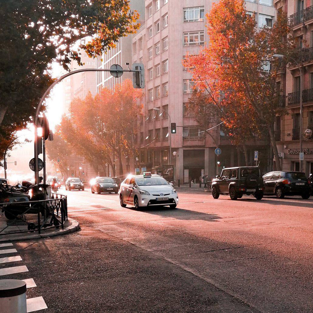 Transport à Madrid
